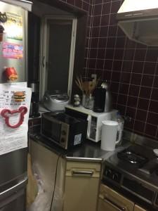 5 リフォーム前 キッチン